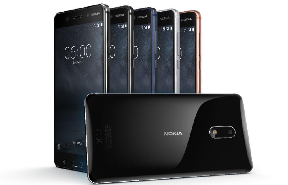 تشكيلة الهواتف الذكية نوكيا ونوكيا 3310 متاحة الآن تونس