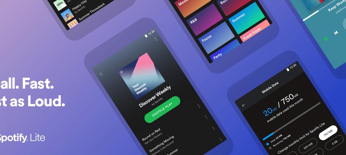 Spotify-Lite