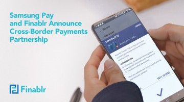 Samsung Pay and Finablr