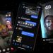 فيسبوك ماسنجر يتحصل على وضع قاتم جديد مستوحى من سلسلة الأفلام Star Wars