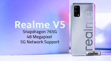 Realme-V5-Specs
