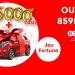 مبلغ 215000 دينار وسيارة للربح مع Mega Quizz FORTUNA