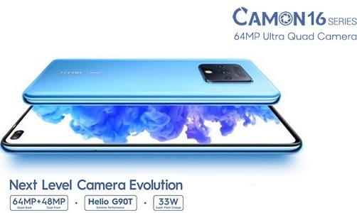 الجديد من Tecno: هاتف Camon 16 Premier مع جودة تصوير فائقة !!