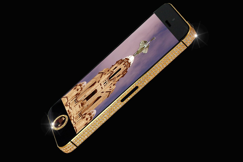 Stuart Hughes Black Diamond iPhone 5  (3)
