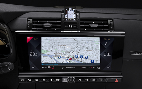 DS Connected NAV