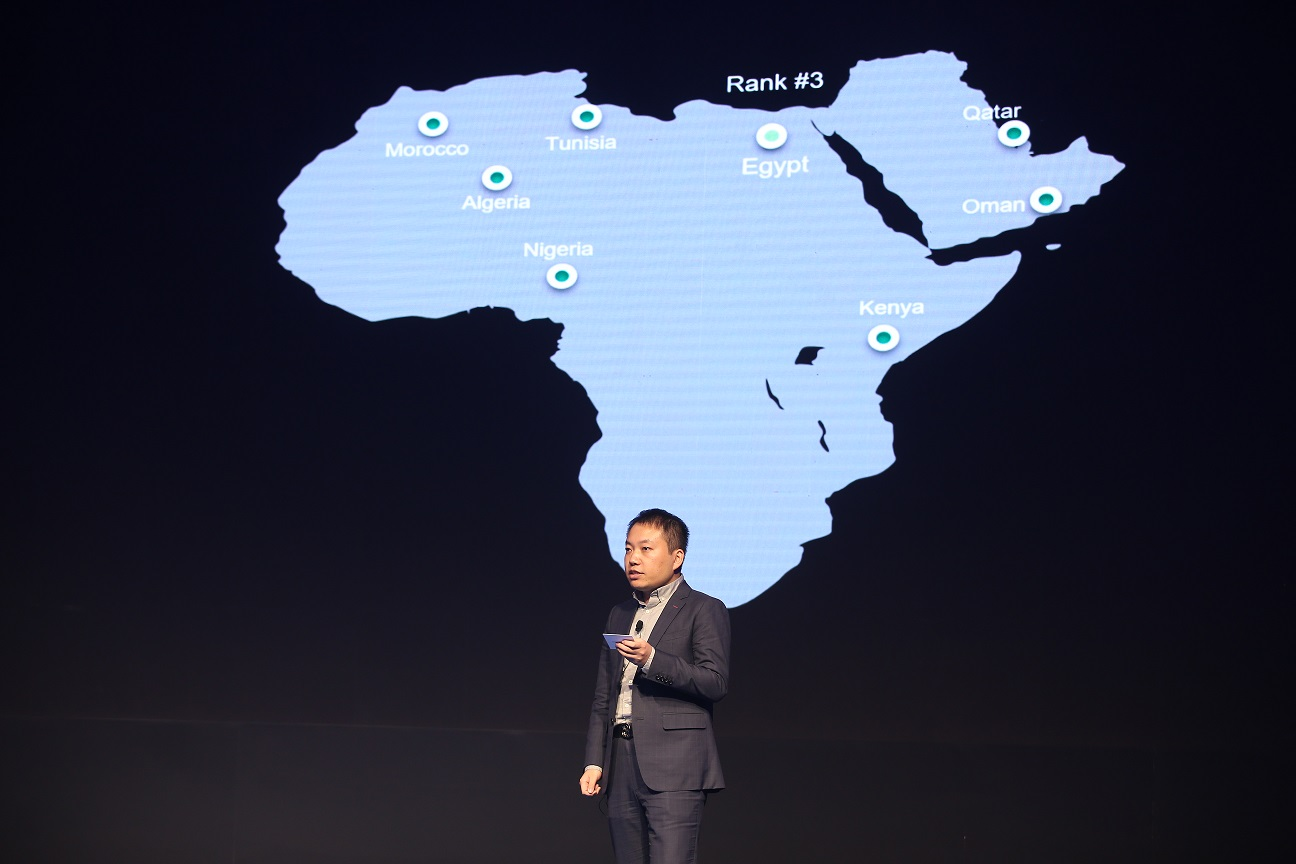 Andy Shi, President of OPPO MEA is introducing latest move in the region(1)