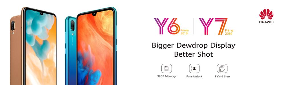 Y6 Prime 2019