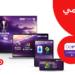L'accès à l'application beIN CONNECT avec votre ligne mobile Ooredoo