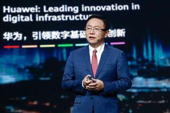 David Wang dévoile sept innovations en matière d'infrastructure numérique